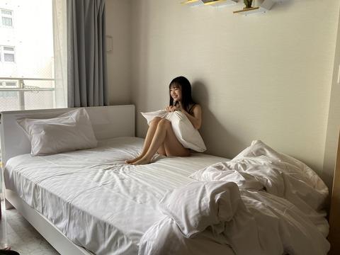 【NMB48】新澤菜央「しんしんと同棲してみたくなったんでしょ~?😏」