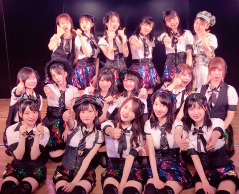 【AKB48】高橋チームBって今までのチームの中でも一番いいんじゃね?