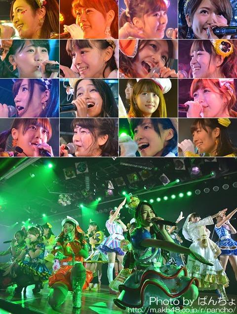 【AKB48】初めて劇場公演を見に行ったけど中毒になりそう