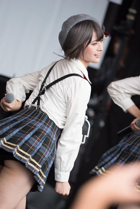 【AKB48G】8月2日はパンツの日