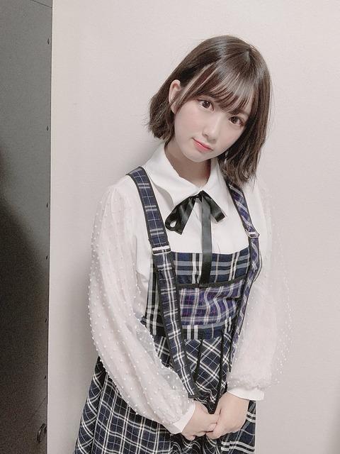 【SKE48】水野愛理ちゃん「好きだぞ😈」