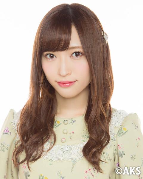 【NGT48】山口真帆ちゃんの新プロフィール写真が美人過ぎる!!!