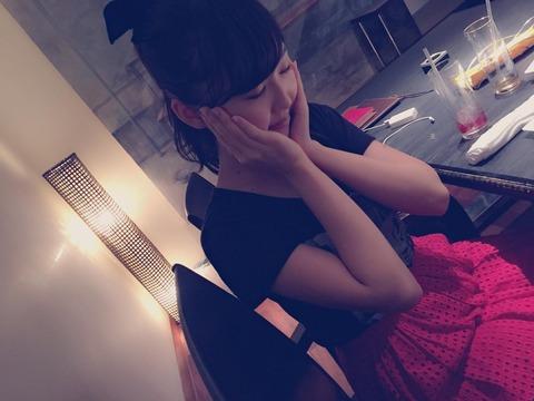 【AKB48】れなっち「(いつもはブスな内山奈月が)珍しく可愛く撮れたw」【加藤玲奈】
