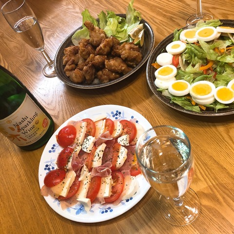 【AKB48】れなっちの、晩御飯がめちゃくちゃ美味しそう!【加藤玲奈】
