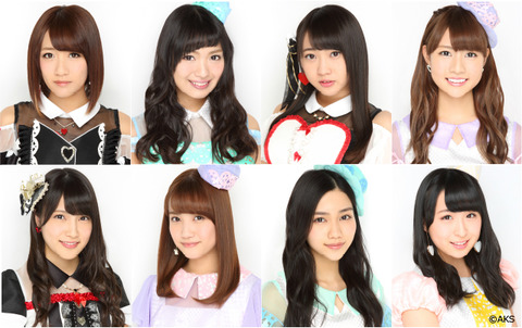 【AKB48】a-nationファッションショーに高橋加藤入山木崎北原川本阿部田野が出演決定!!!