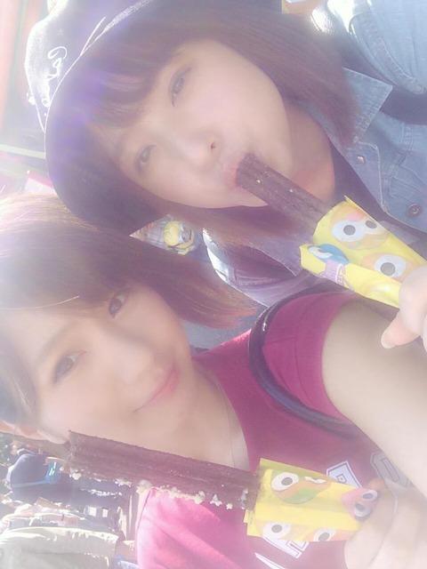【NMB48】谷川愛梨と近藤里奈ってクソ可愛いのに何で人気ないの?