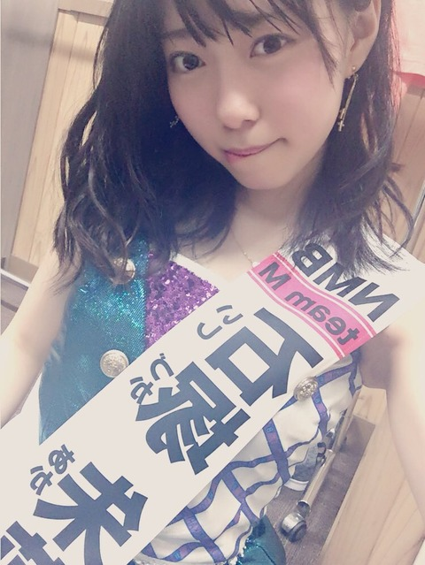 【NMB48】石塚朱莉ちゃんほどぶっ飛んでるアイドル見たことない【あんちゅ】