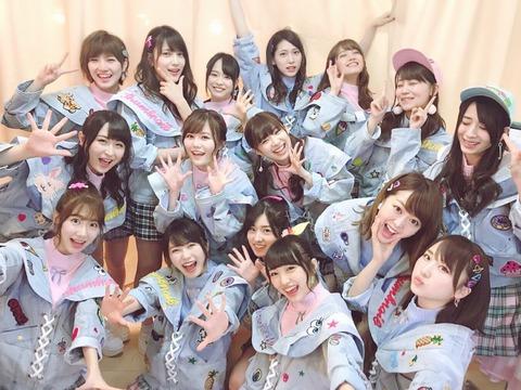 【AKB48G】初めて劇場公演に当選した時の思い出