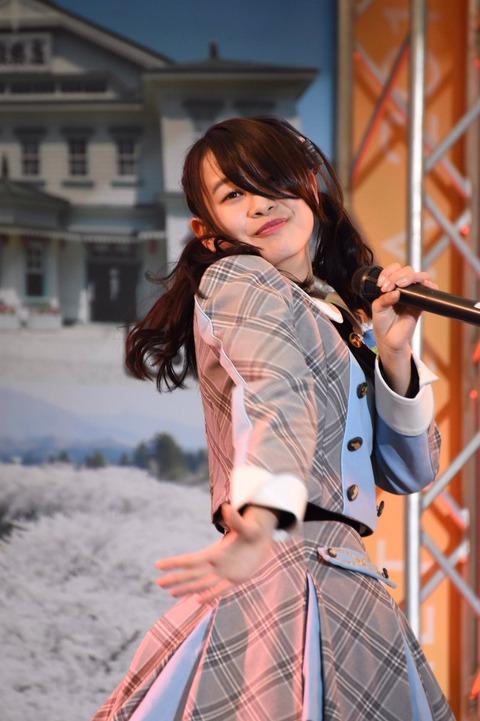 【AKB48】チーム8横山結衣ちゃんの妙なエロさについて