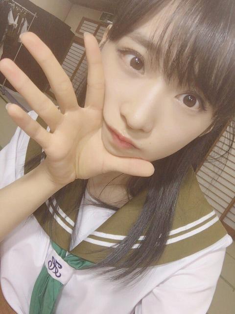 【AKB48】小栗有以って生で見ても可愛いの?