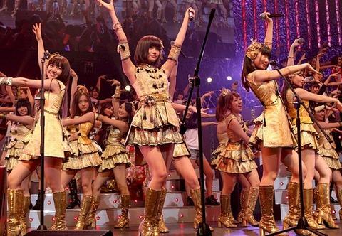 【AKB48】「前田敦子はスタイルいい。高橋みなみは歌上手い。大島優子はダンス上手い」←10年前に日本中が洗脳されていたという事実