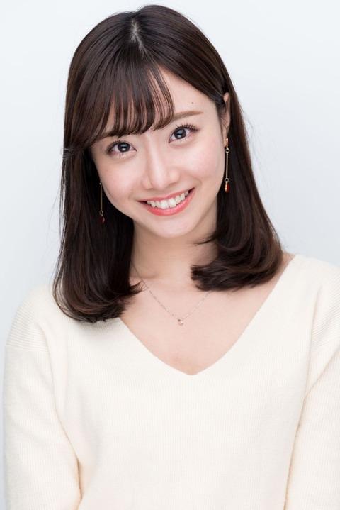 【悲報】女子アナ柴田阿弥さん「AKB坂道みたいな大量生産アイドルが肩書だけでアナウンサーになれる時代は終わった」