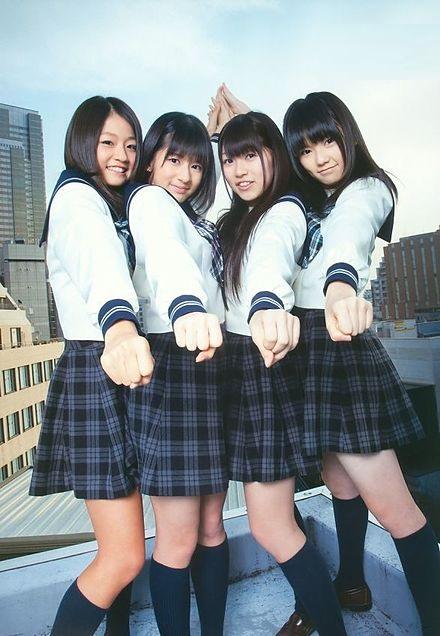 【AKB48G】メンバーのコスプレ風画像をください