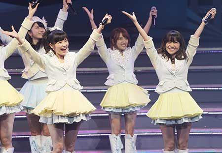 【悲報】大島優子卒業は3月の国立。感謝祭も決定