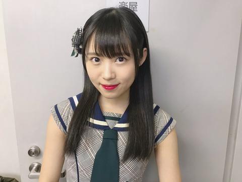 【悲報】NMB48岩田桃夏が劇場公演にて卒業発表【ももるん】