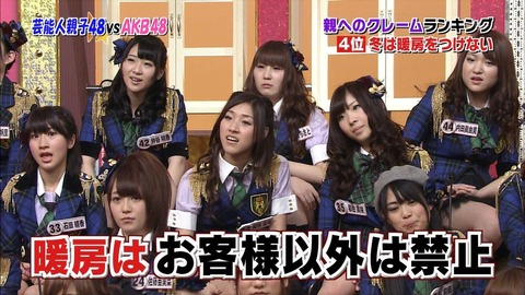 【AKB48G】一度も選抜経験せずにグループを辞めたメンバーの数・・・