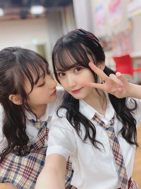 【朗報】NMB48横野すみれ、山本望叶、渋谷凪咲など豪華メンバーが551で撮影をしていた模様!CM撮影か?