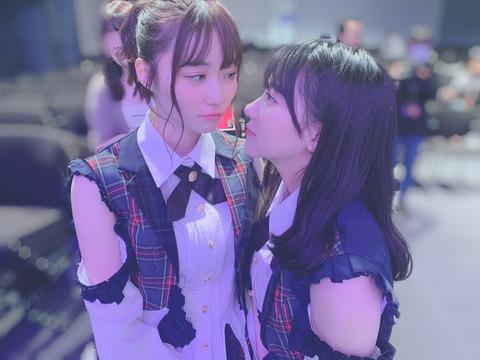 【悲報】HKT48田中美久ちゃんのガチキス画像流出・・・【みくりん】