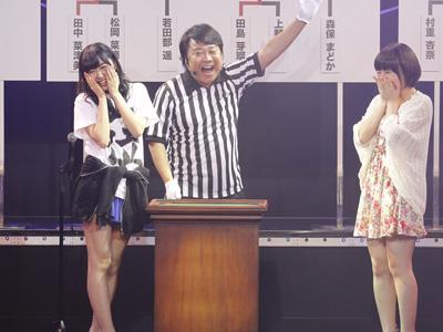 小林「指原がすでに負けているじゃんけん大会最高」