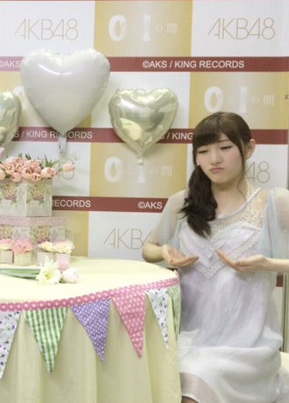 【AKB48】写メ会で岡田奈々にこんなポーズをさせる鬼畜