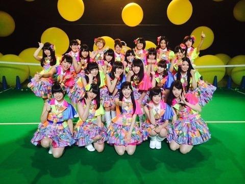 【AKB48】まゆゆきがいるチームB→最強 いないチームB→最弱