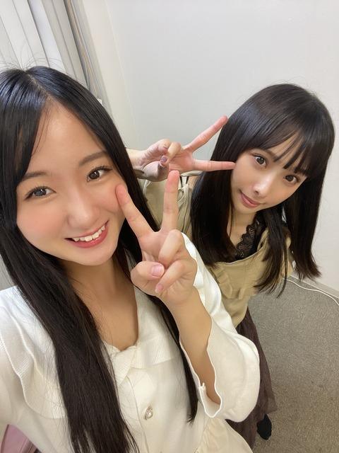 【朗報】NMB48中野美来のπが丸見えになってしまう放送事故キタ━━━━(゚∀゚)━━━━!!