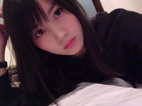 【AKB48】家に帰って自分のベッドに岡部麟ちゃんが寝てたらどうする?
