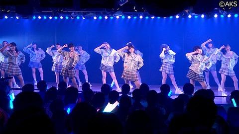【AKB48G】最近公演入っても最初に感じた「テレビで見たあの子や!」っていう感覚が薄れてきた