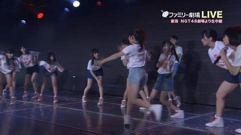 【画像あり】NGT48加藤美南のアクロバットが凄い!!!
