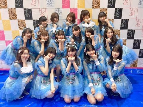 【悲報】AKB48本店がもはや空気と化してしまった件