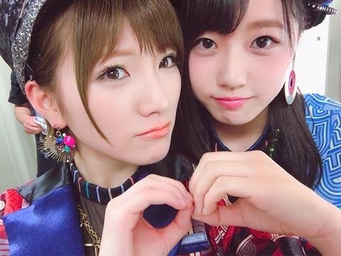 【STU48】瀧野由美子さん(20歳)がいきなりパンティーラインだしてエロ釣り