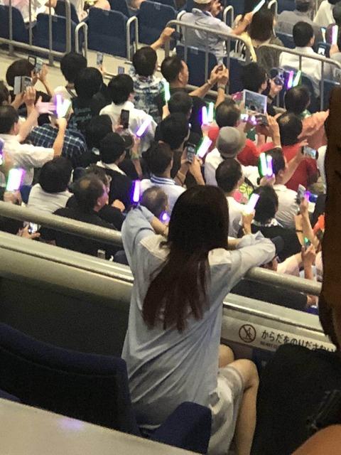 【NMB48】 山本彩さん、総選挙 ランクインコンサートを一人寂しく観覧する