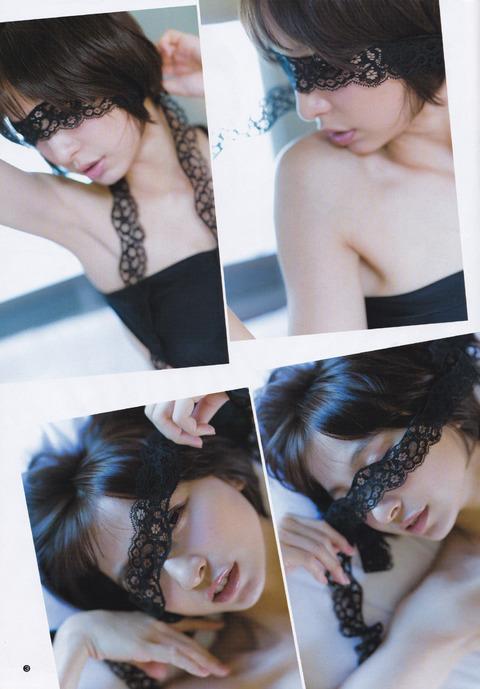 【元AKB48】篠田麻里子の「ラスト水着」をご覧ください・・・