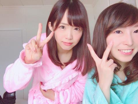 【SKE48】松村香織・大矢真那「2年ぶりの水着の仕事なう」