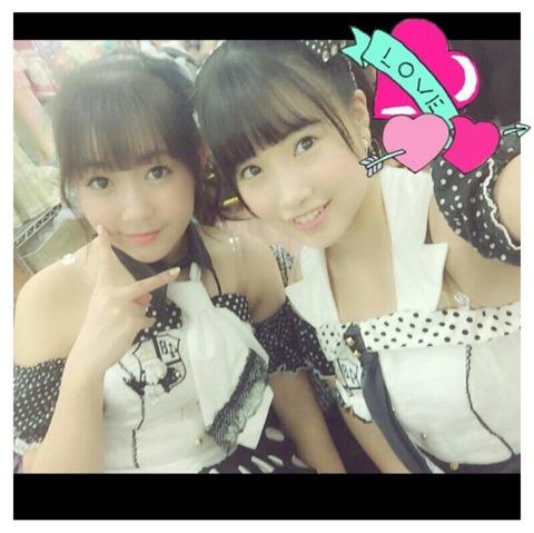 【HKT48】朝長美桜のパイ揉みor多田愛佳とセックス