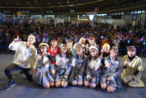 【画像】SKE48ファンの客層がヤバイwwwwww【定期】