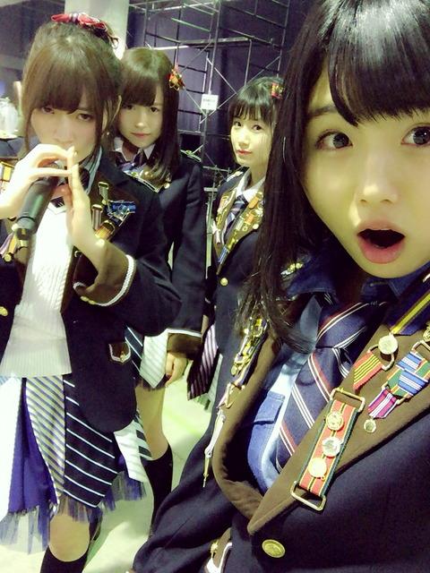 【悲報】HKT48秋吉優花ちゃんがハピネス教に洗脳される