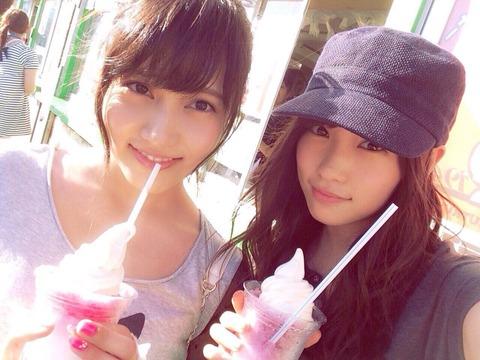 【AKB48】川栄李奈と入山杏奈がこの先握手会に出る時は来るのか?