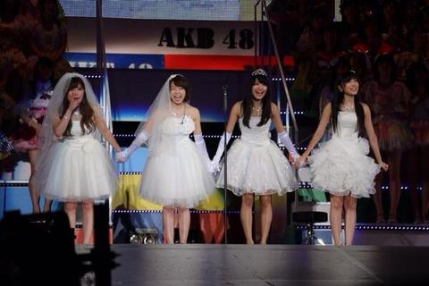 【AKB48】結局SONE解散ってなんだったの?【リクアワ2014】