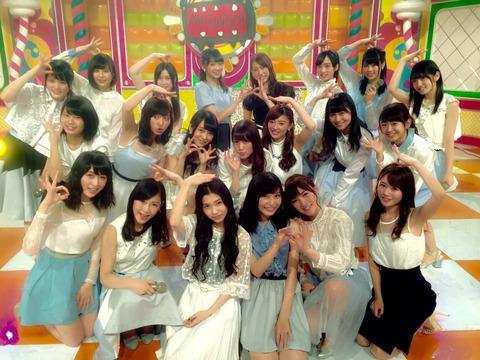 AKB48の年頃のメンバーはすぐ太るのに何故ジャニーズJr.は太らないのか?