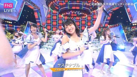 【AKB48】56thシングル「サステナブル」初披露を観た率直な感想を一言どうぞ