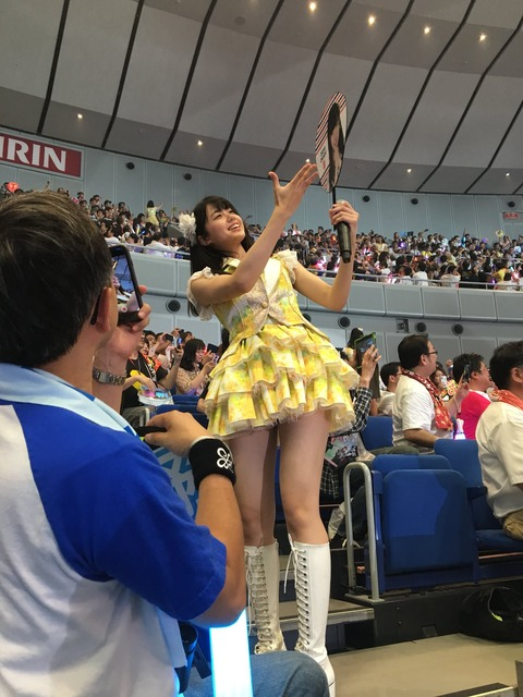 【STU48】瀧野由美子さんの美脚!!!!!!