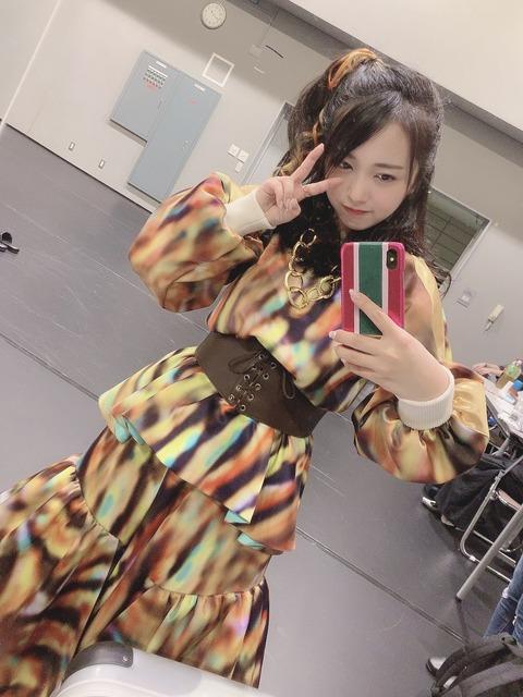 【AKB48】向井地美音のことを頑なに「おんちゃま」と呼ぶ勢力www