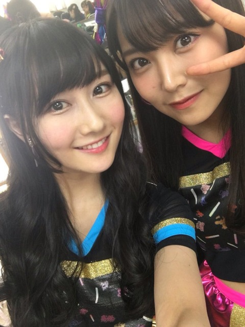 【NMB48】白間美瑠と矢倉楓子って今もライバル関係なの?