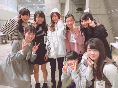 【AKB48G】一重で可愛いアイドルが最高だと思わないか?