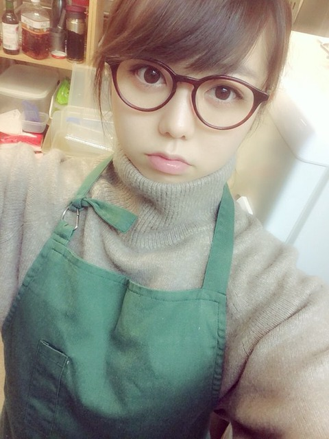 【AKB48】峯岸みなみがティールームタネの1日店員に