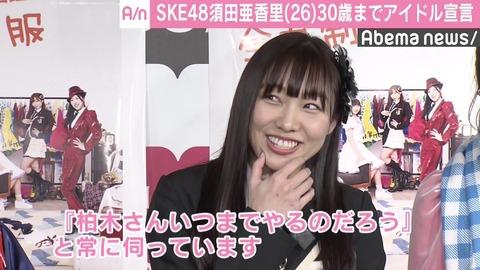 【AKB48G】アイドルの寿命がどんどん伸びていってる現状をお前らどう思ってる?【坂道G】