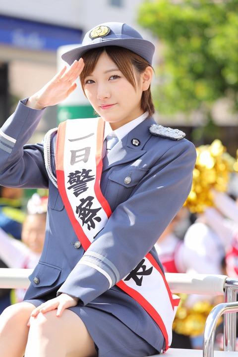 【AKB48G】メンバーの警察官コスプレ画像が集まるスレ