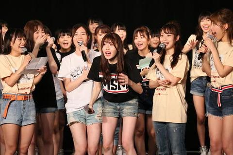 【朗報】勢いが止まらないSKE48が福岡のテレビ局のレギュラーに決定!!!