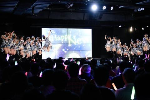 SKE48はカウントダウン公演、NMB48は元日公演、HKT48とNGT48はなんで何もしないの?